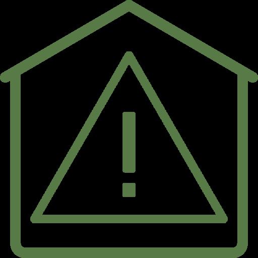 Property Damage Icon