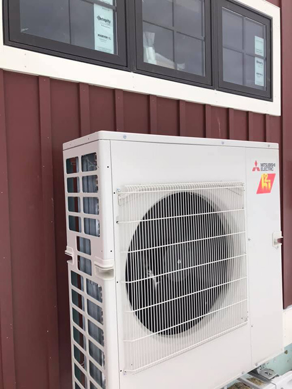 Ductless Cold Climate Heat Pumps